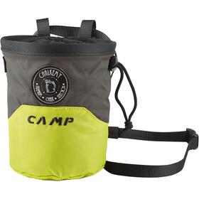 Camp Acqualong Chalk Bag, grijs/groen